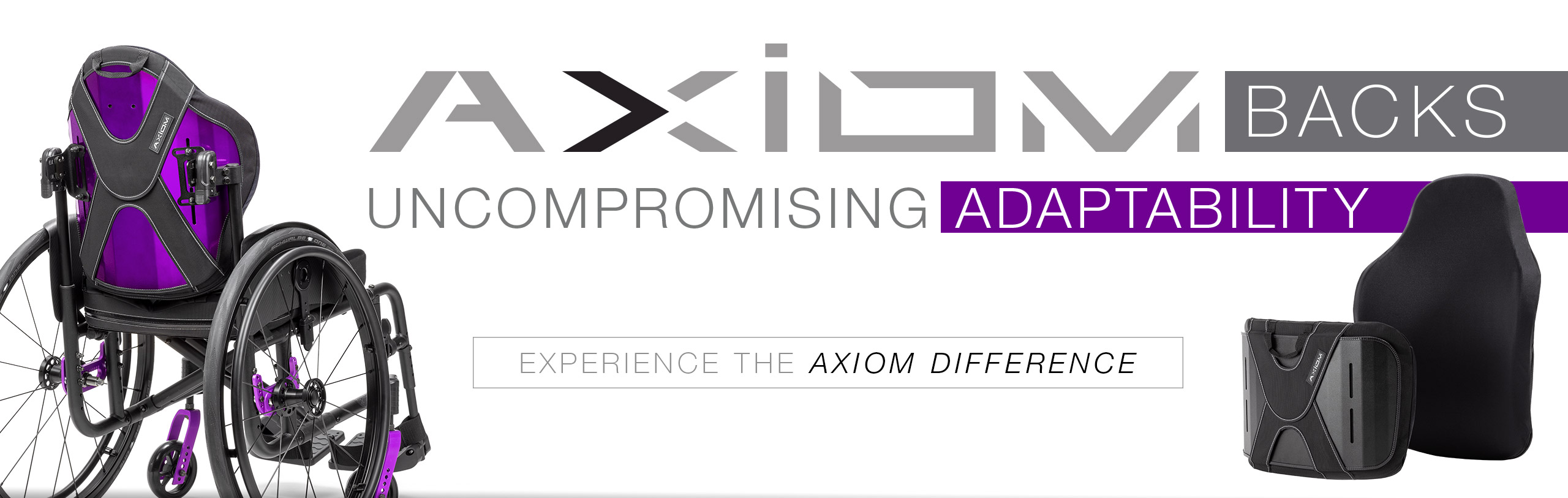 Introducing Axiom Backs