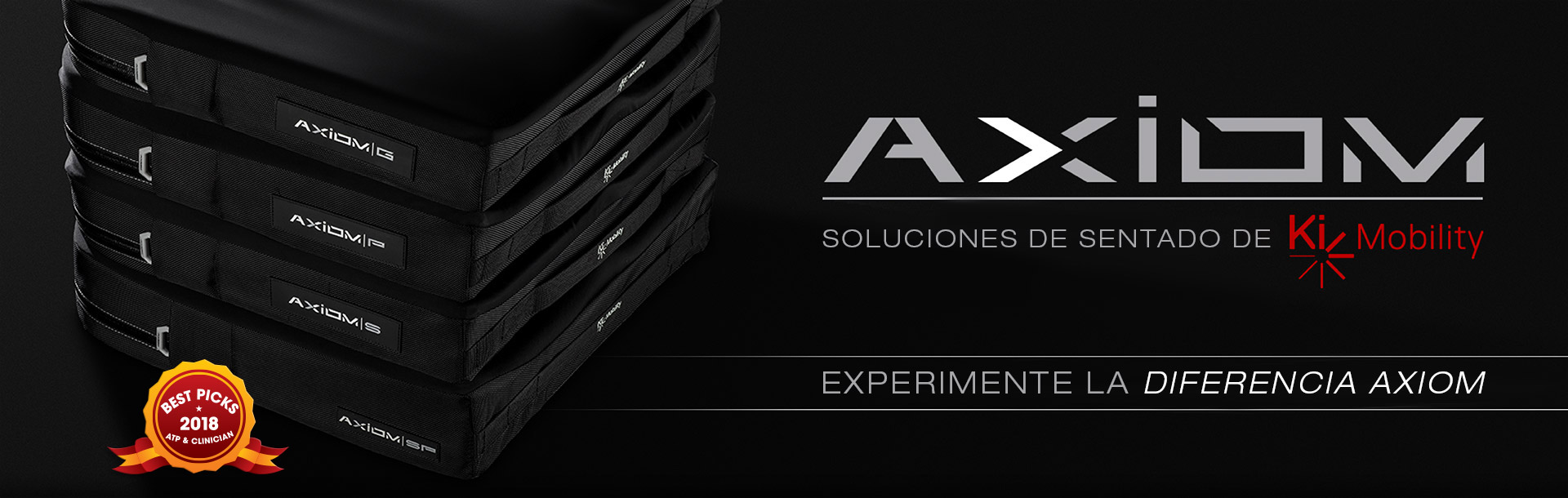 Experience the Axiom Difference