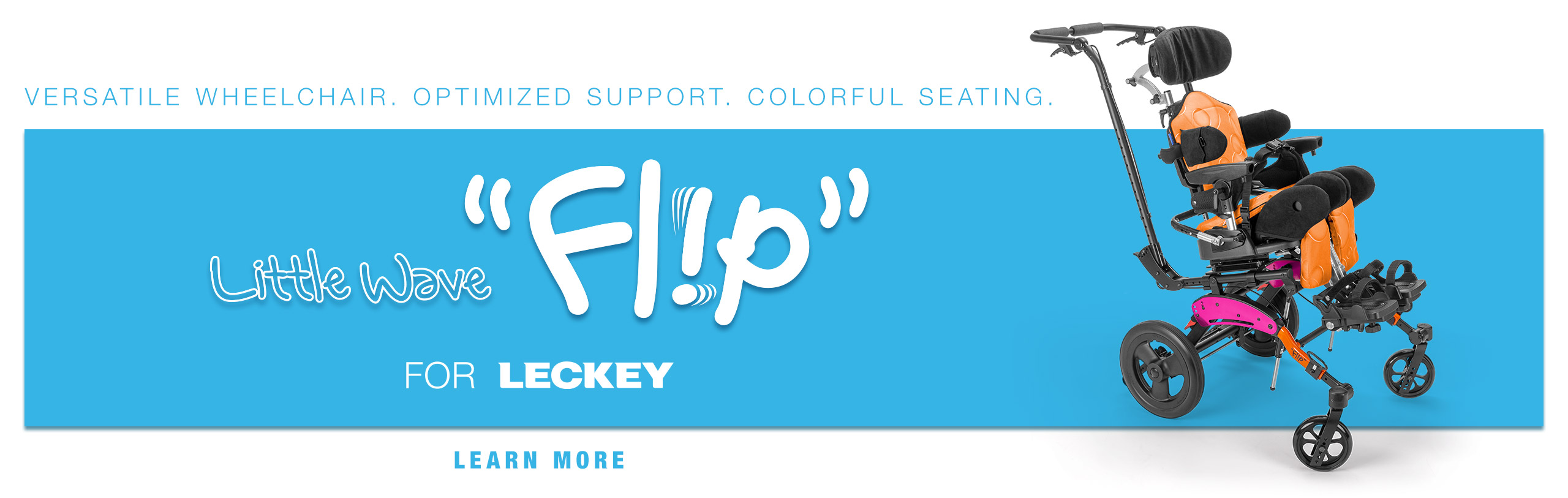 New Flip For Leckey!