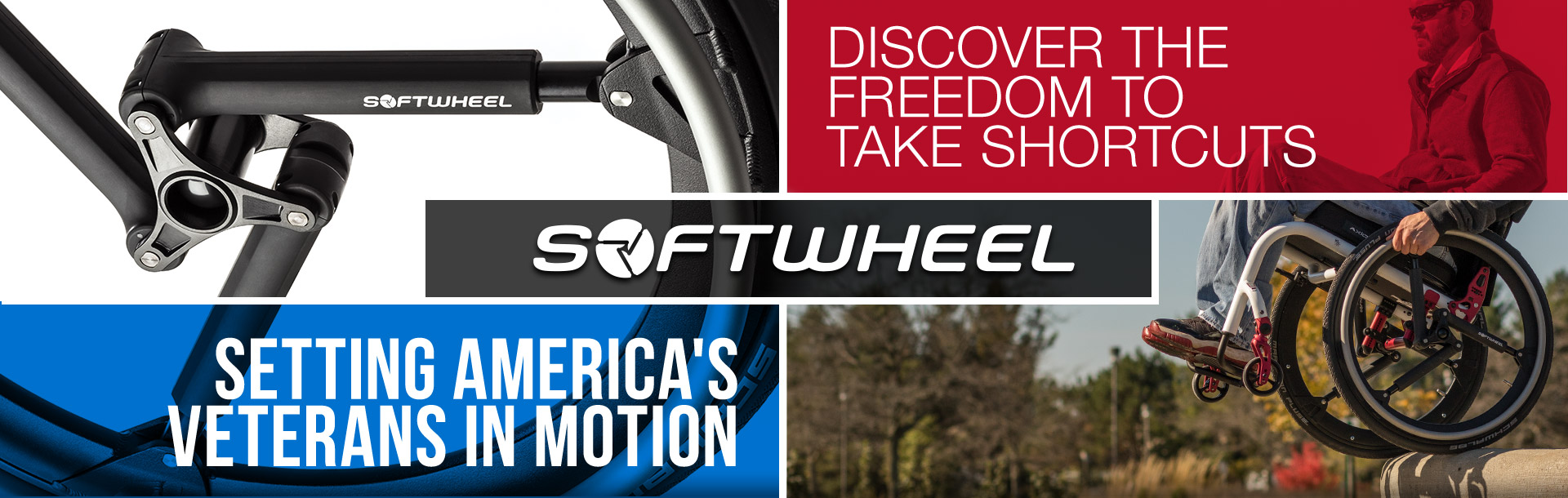 Setting Americas Veterans in Motion with SoftWheel